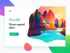 15 Web Design Trends in 2018 (+1 Bonus) – Muzli -Design Inspiration