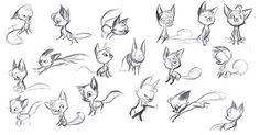 ELIOLI Art: Fox Fellow
