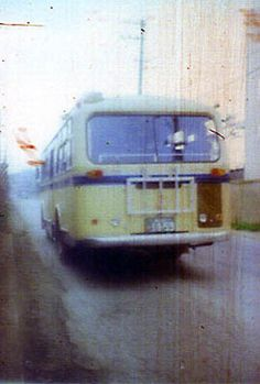 昭和50年頃 横浜市営バス
