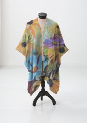 Floral  Sheer Wrap: What a beautiful product!