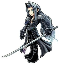 Sephiroth from Dissidia Final Fantasy Opera Omnia