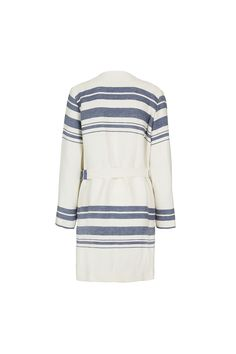 Rin long jacket stripe 7022 - 3
