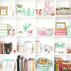 """348 Likes, 28 Comments - @adjackson330 on Instagram: """"Omg you guys I'm so in LOVEEEE This bookshelf has been on my wishlist for years!!"""""""