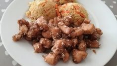 Kuracie soté - Veselá panvička Kung Pao Chicken, Wok, Meat, Ethnic Recipes
