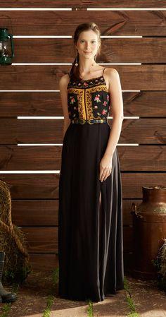 Só na Antix Store você encontra Vestido Longo Roseira de Renda com exclusividade na internet