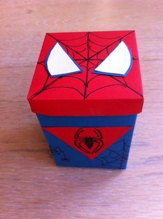 Spiderman party favor