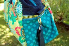 Taschenspieler 2 Sew Along | Kugeltasche by stitchydoo // genähte Tasche // sewn bag // farbenmix pattern Kugel, Sewing Hacks, Crochet, Belts, Pattern, Fashion, Bags, Bags Sewing, Kleding
