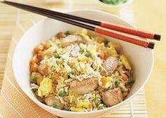 Японский рис с курицей | Кулинарные рецепты. Домашняя кухня. Еда в картинках. Кулинария для начинающих. Выпечка, салаты, соусы, десерты.