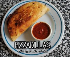 Staying low carb?  Missing pizza?  Make these quick and simple, deliciously crunchy keto pizzadillas! #keto #lowcarb #atkins #diet @screwedonstraight.net