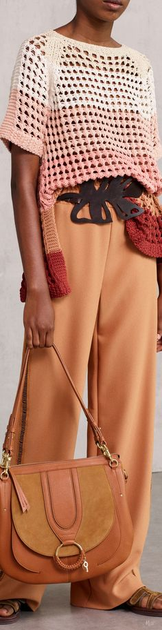 Spring 2018 RTW See by Chloé