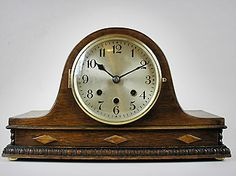 antique westminster mantel clock