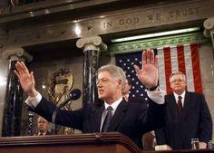 Dennis Hastert (behind Bill Clinton) in 1999 On December 19 7f6ae59726808