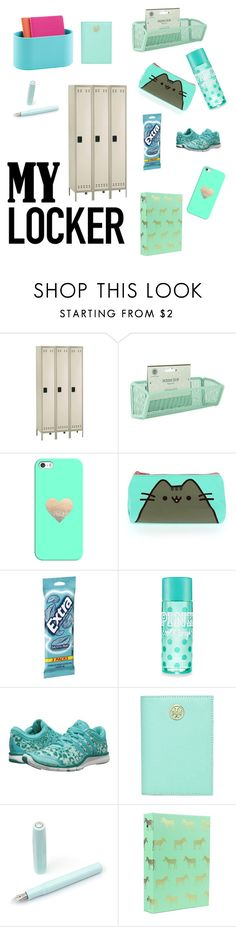 """My locker"" by maddierocks2709 ❤ liked on Polyvore featuring interior, interiors, interior design, home, home decor, interior decorating, Safco, Casetify, Pusheen and adidas"