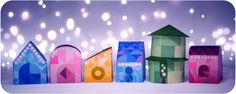 Hoy es navidad. La Navidad Ortodoxa. Doodleando, Los Logos de Google
