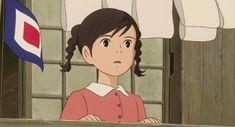 ❛ 𝐓𝐡𝐞𝐫𝐞 𝐢𝐬 𝐧𝐨 𝐟𝐮𝐭𝐮𝐫𝐞 𝐟𝐨𝐫 𝐩𝐞𝐨𝐩𝐥𝐞 𝐰𝐡𝐨 𝐰𝐨𝐫𝐬𝐡𝐢𝐩 𝐭𝐡𝐞 𝐟𝐮𝐭𝐮𝐫𝐞 𝐚𝐧𝐝 𝐟𝐨𝐫𝐠𝐞𝐭 𝐭𝐡𝐞 𝐩𝐚𝐬𝐭.❜ 「𝘍𝘳𝘰𝘮 𝘶𝘱 𝘰𝘯 𝘱𝘰𝘱𝘱𝘺 𝘩𝘪𝘭𝘭 ₂₀₁₁ 」 - 𝗽𝗶𝗻𝘁𝗲𝗿𝗲𝘀𝘁 : 설연 𝗦j𝗲𝗼i𝗹_𝘆𝗲𝗼𝗻𖠌 Up On Poppy Hill, Forgetting The Past, Studio Ghibli Movies, Hayao Miyazaki, Haikyuu Anime, Poppies, Disney Characters, Fictional Characters, Animation