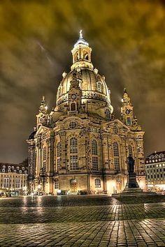 Dresden Frauenkirche, Germany