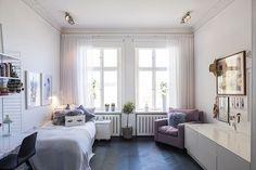 Modernes Designer Appartement Stockholm