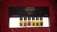 "Parfumerie ""Fragonard"" Grasse Paris EZE Parfum"