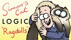 An Animated Look at the Aptly Named Ragdoll Cat