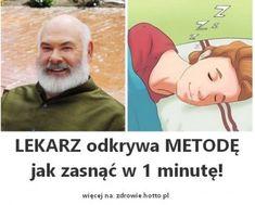 zdrowie.hotto.pl-sposob-na-bezsenność-metoda-jak-zasnac-w-1-minute Baseball Cards, Reading, Reading Books