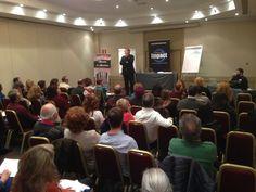 """15.10.15 Conferencia """"FORMADORES QUE IMPACTAN"""", en Madrid. #JosepeCoach #formadores #formacion #coaching"""