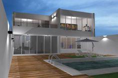 Renders de Arquitectura (Propios)