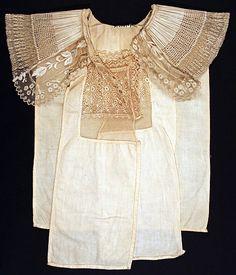 Ensemble Date: early 20th century Culture: French (Breton) Medium: (c) wool (d) cotton