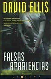 FALSAS APARIENCIAS    DAVID ELLIS  PASTA DURA   SIGMARLIBROS