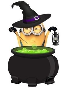 Minion Rock, Despicable Minions, Minion Banana, Happy Halloween, Animation, Orange, Yellow, Bananas, Chocolates