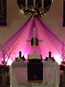 Image result for advent church decorations