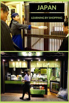 Japan: Wie man beim Shopping eine Menge über die Kultur lernen kann. #Japan #reisenmitkindern #travel