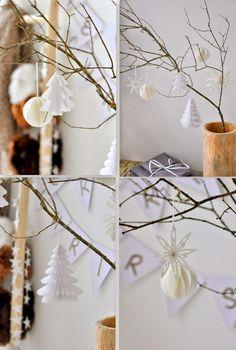 vánoční inspirace z mondaytosundayhome.blogspot