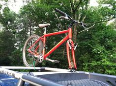 How to Make a $22 Bicycle Roof Rack Attachment