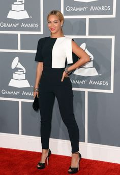 Beyonce - 55th Annual Grammy Awards oh Bey