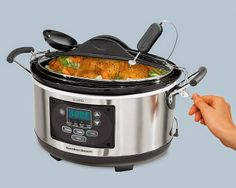 Enter to win a @Hamilton Beach slow cooker @Food Hunter  Ending soon!