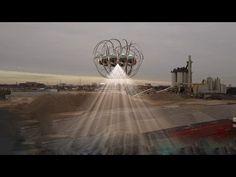 OVNI es Captado Fuera del ''AREA 51'' 6/5/2017 / Universo Paranormal UFO/OVNIS 2017 - YouTube