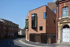 The Keyes Building, Kings School, Worcester - Best Innovative Use