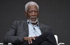 Kremlin slams 'stressed' Morgan Freeman after he appeared