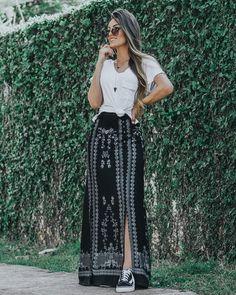 (notitle) - My Style - Uni Fashion, Modest Fashion, Look Fashion, Fashion Outfits, Fashion Design, Basic Outfits, Skirt Outfits, Casual Dresses, Casual Outfits
