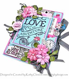 Throwback Thursday: Authentique Crush Cards - Kathy by Design Valentine Treats, Valentines, Aqua Color Palette, Crushed Paper, Envelope Punch Board, White Chalk Paint, Card Making Tutorials, Shaker Cards, Throwback Thursday