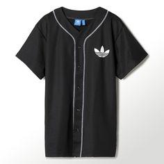 Camiseta NBA Brooklyn Nets Baseball adidas | adidas Brasil