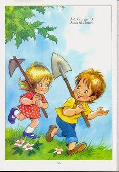 Fotografie: Disney Drawings, Children, Kids, Childhood, Album, Fictional Characters, Art, Young Children, Young Children