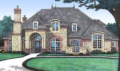 Future Home Theater and Game Room - 48307FM   European, French Country, Luxury, 1st Floor Master Suite, Bonus Room, Butler Walk-in Pantry, CAD Available, Den-Office-Library-Study, Media-Game-Home Theater, PDF, Corner Lot   Architectural Designs