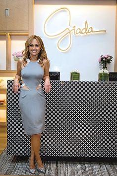 Giada De Laurentiis opens her first namesake restaurant at The Cromwell Las Vegas. [Photo by Erik Kabik/Erikkabik.Com]
