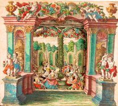 Les Théâtres miniatures de Martin Engelbrecht