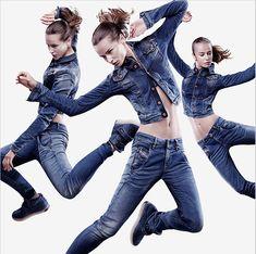 Polina Jogg Jeans - Diesel