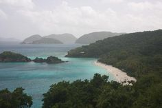 Trunk Bay, St John's