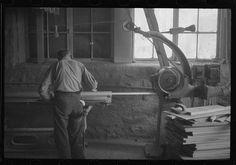 Furniture factory, Arthurdale, West Virginia