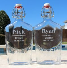 Hey, I found this really awesome Etsy listing at https://www.etsy.com/listing/222576027/3-groomsmen-gifts-groomsmen-flask-mens
