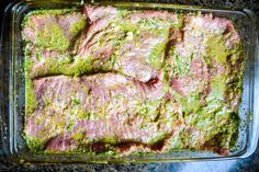 Authentic Carne Asada ( Easy & Delicious) » Kay's Clean Eats Jerky Recipes, Meat Recipes, Food Processor Recipes, Cooking Recipes, Recipies, Authentic Carne Asada Recipe, Food Dishes, Main Dishes, Cabbage And Sausage